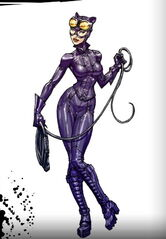 Catwoman Arkhamverse
