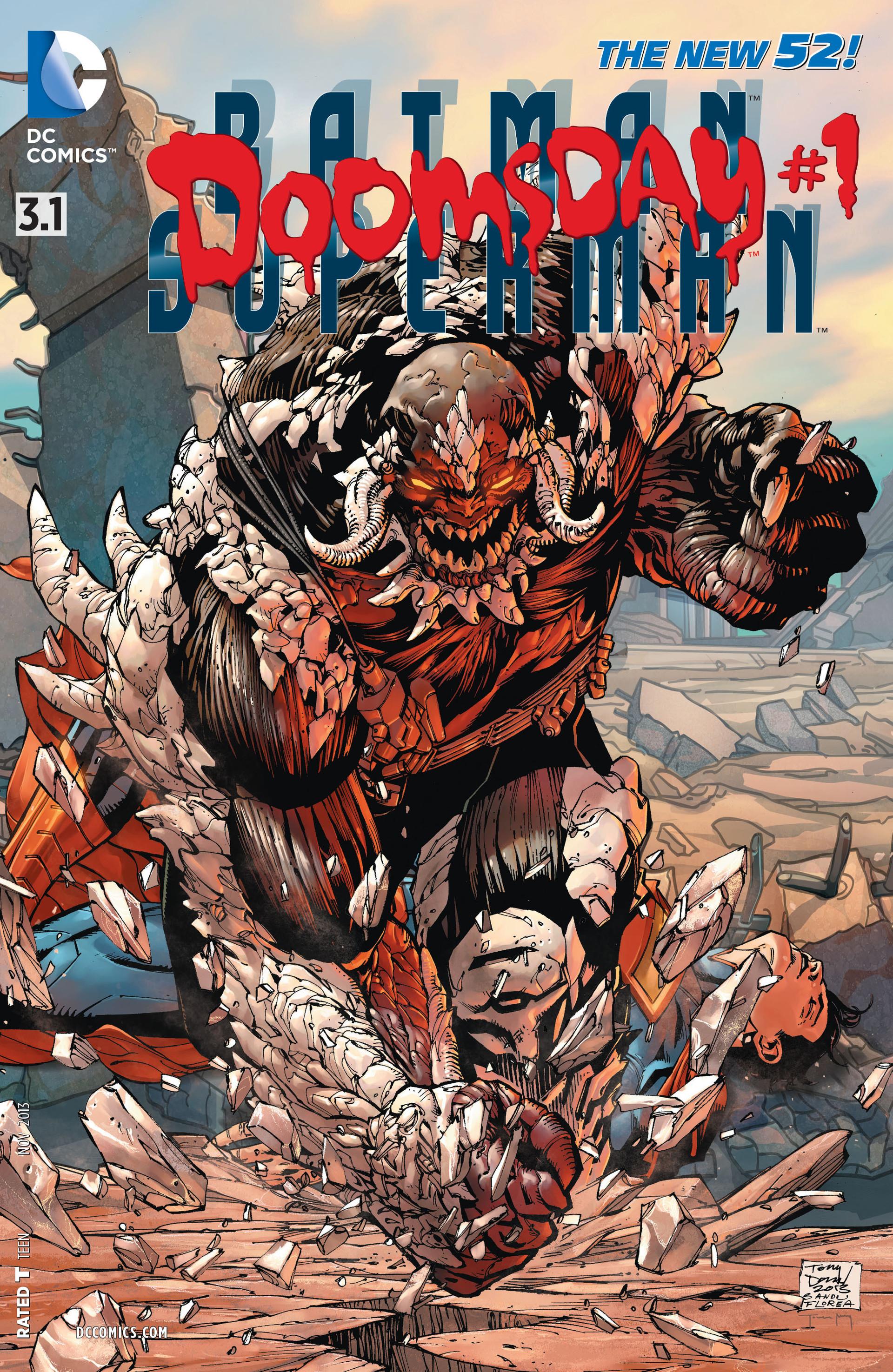 batmansuperman vol 1 31 doomsday dc database fandom