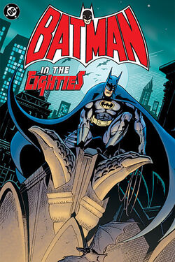 Cover for the Batman in the Eighties Trade Paperback