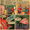 Ferro Lad Punches Superboy