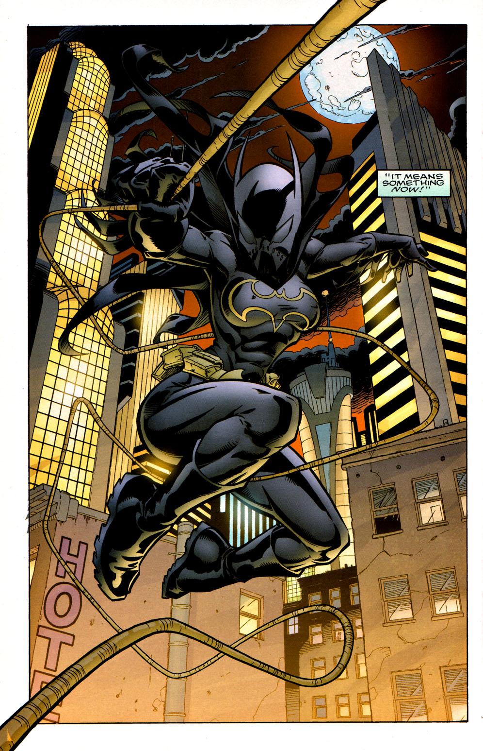 Cassandra Cain (Prime Earth) | DC Database | FANDOM