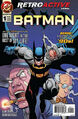 DC Retroactive Batman 90s