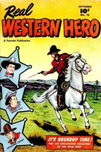 Real Western Hero Vol 1 70