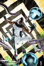 Mister Terrific Vol 1 8 Textless
