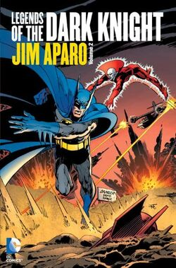 Cover for the Batman: Legends of the Dark Knight - Jim Aparo Vol 2 Trade Paperback