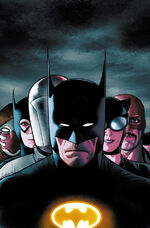 Batman Incorporated Vol 1 6 Textless Frazer Irving Variant