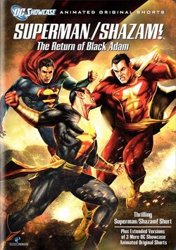 SupermanShazam! The Return of Black Adam