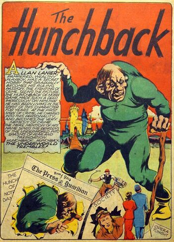 the history and characteristics of quasimodo of the hunchback of notre dame On this day in 1831, victor hugo finishes writing notre dame de paris, also known as the hunchback of notre dame distracted by other projects, hugo had continually.