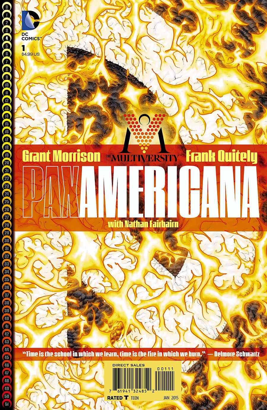 The Multiversity: Pax Americana Vol 1 1 | DC Database | FANDOM powered by Wikia