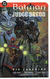 Batman Judge Dredd Vol 1 1