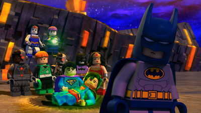Lego JusticeLeague vs BizarroLeague