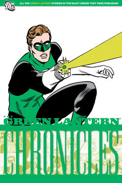 Cover for the The Green Lantern Chronicles Vol. 4 Trade Paperback