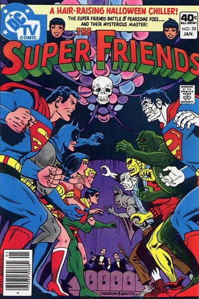 Ramona Frandon Cover Superfriends