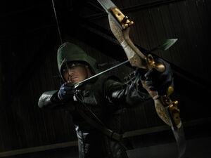 Arrow (TV Series) Episode Pilot