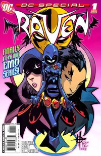 DC Special - Raven 1