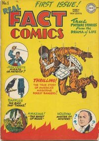 Real Fact Comics Vol 1 1