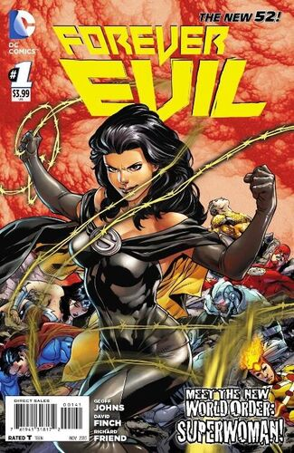 "<a href=""/wiki/Ivan_Reis"" title=""Ivan Reis"">Reis</a> Superwoman Variant"