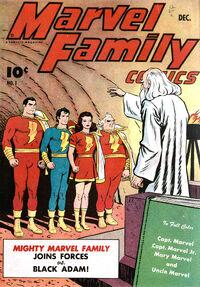 Marvel Family 1