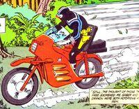 Vigilante's Motorcycle