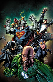 Forever Evil Vol 1 5 Textless