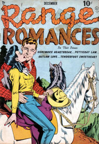 Range Romances Vol 1 1