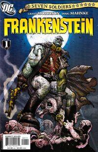 Seven Soldiers Frankenstein 1