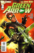 Green Arrow Vol 5 1