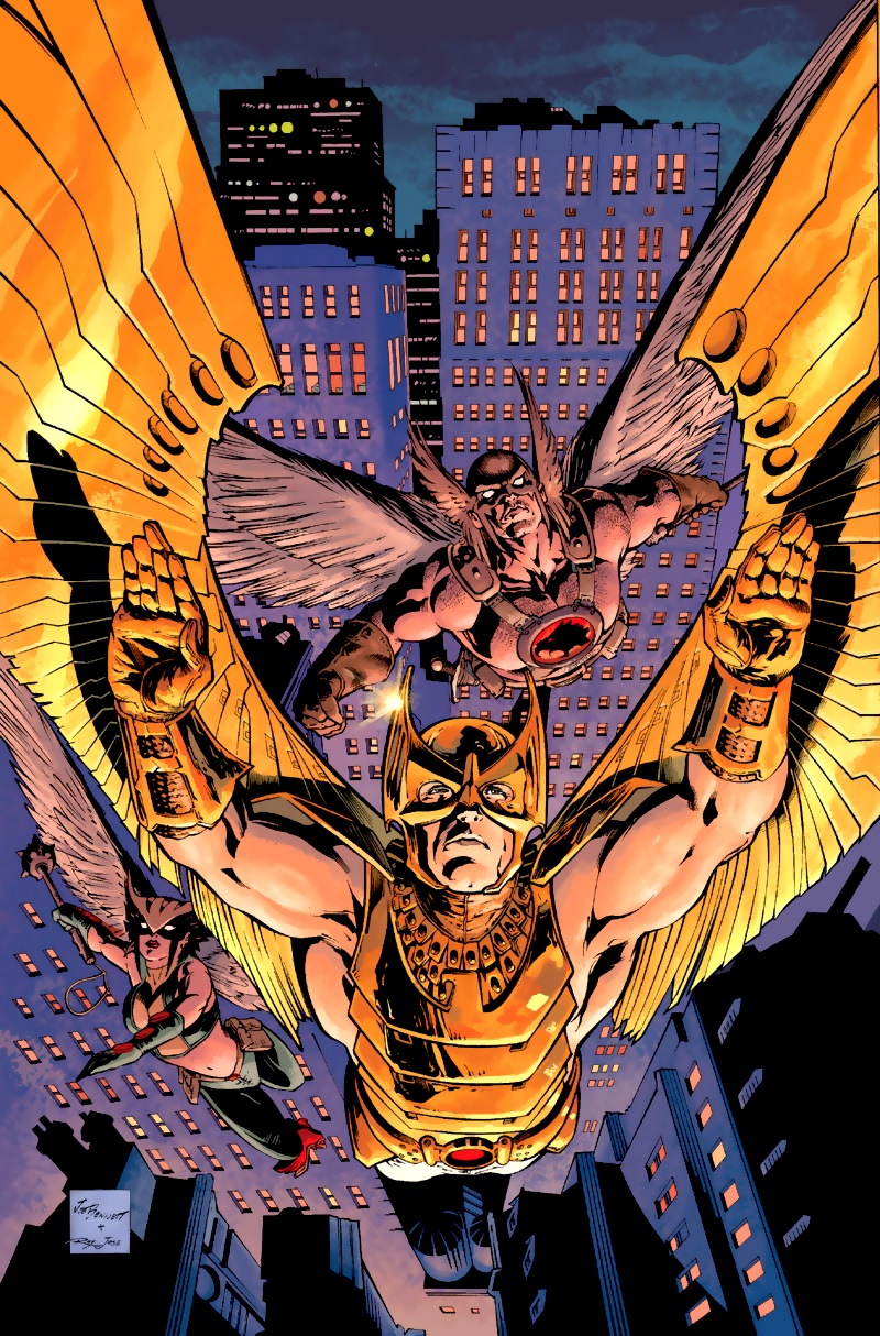 Golden Eagle | DC Database | Fandom powered by Wikia