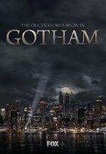 The Origin Stories Begin in Gotham Poster