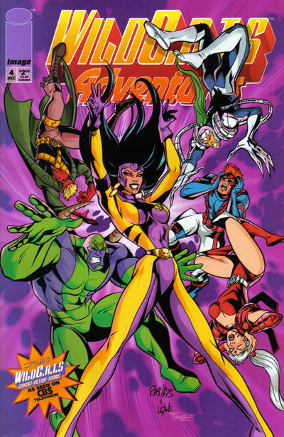 WildC.A.T.s Adventures Vol 1 4 | DC Database | Fandom ...