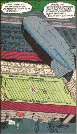 Warrior Stadium 001