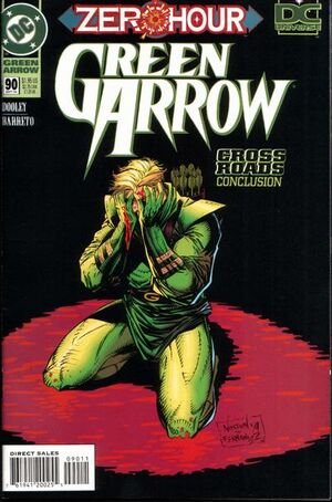 Cover for Green Arrow #90 (1994)