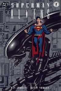 Superman Aliens Vol 1 1