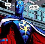 Booster Gold as Supernova