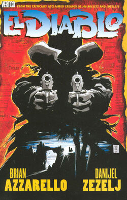 Cover for the El Diablo Trade Paperback