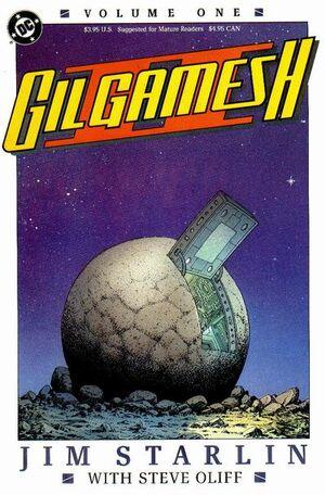 Cover for Gilgamesh II #1 (1989)