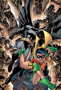 Batman and Robin (Earth-31)