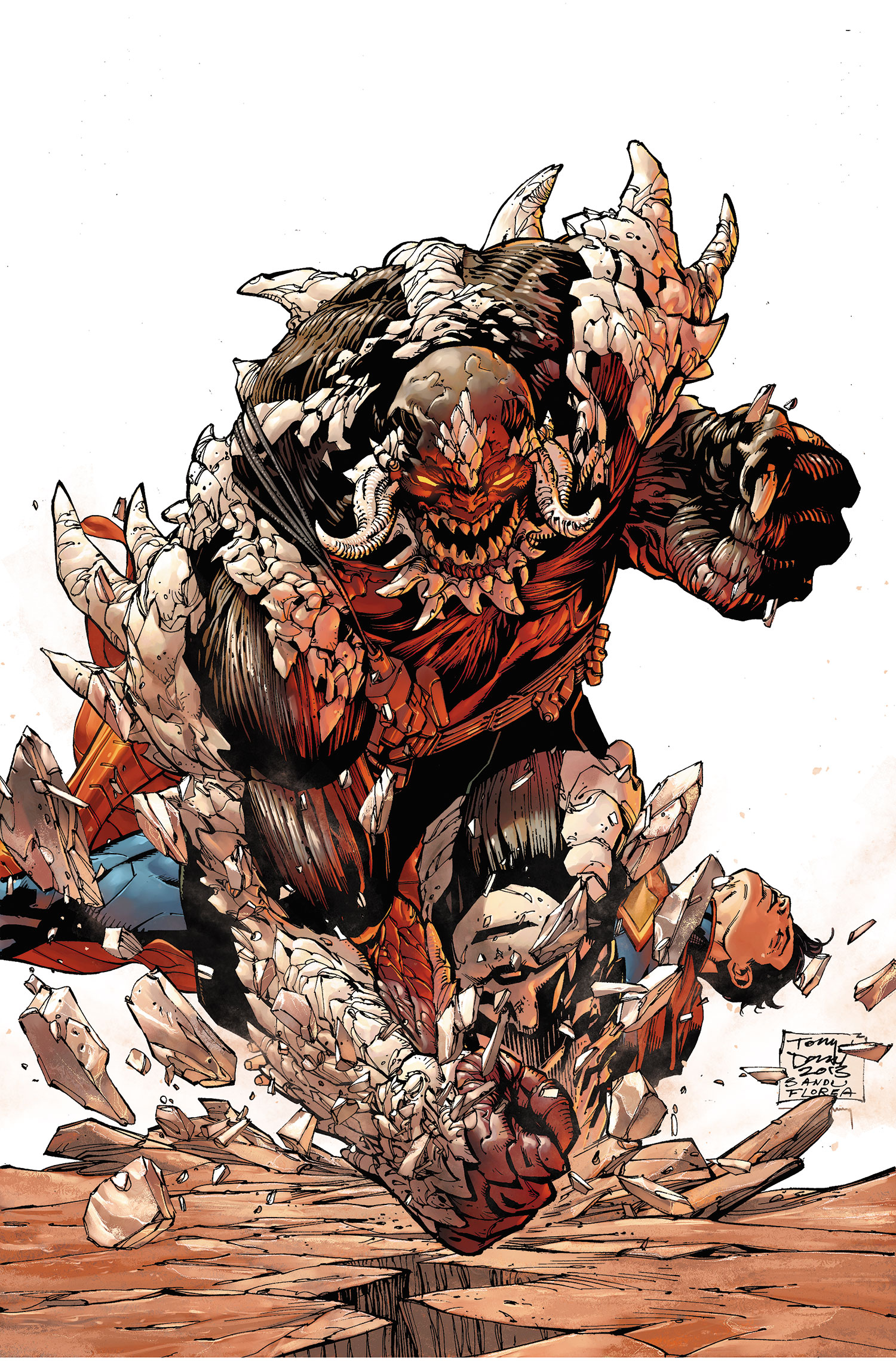 Image result for new 52 doomsday