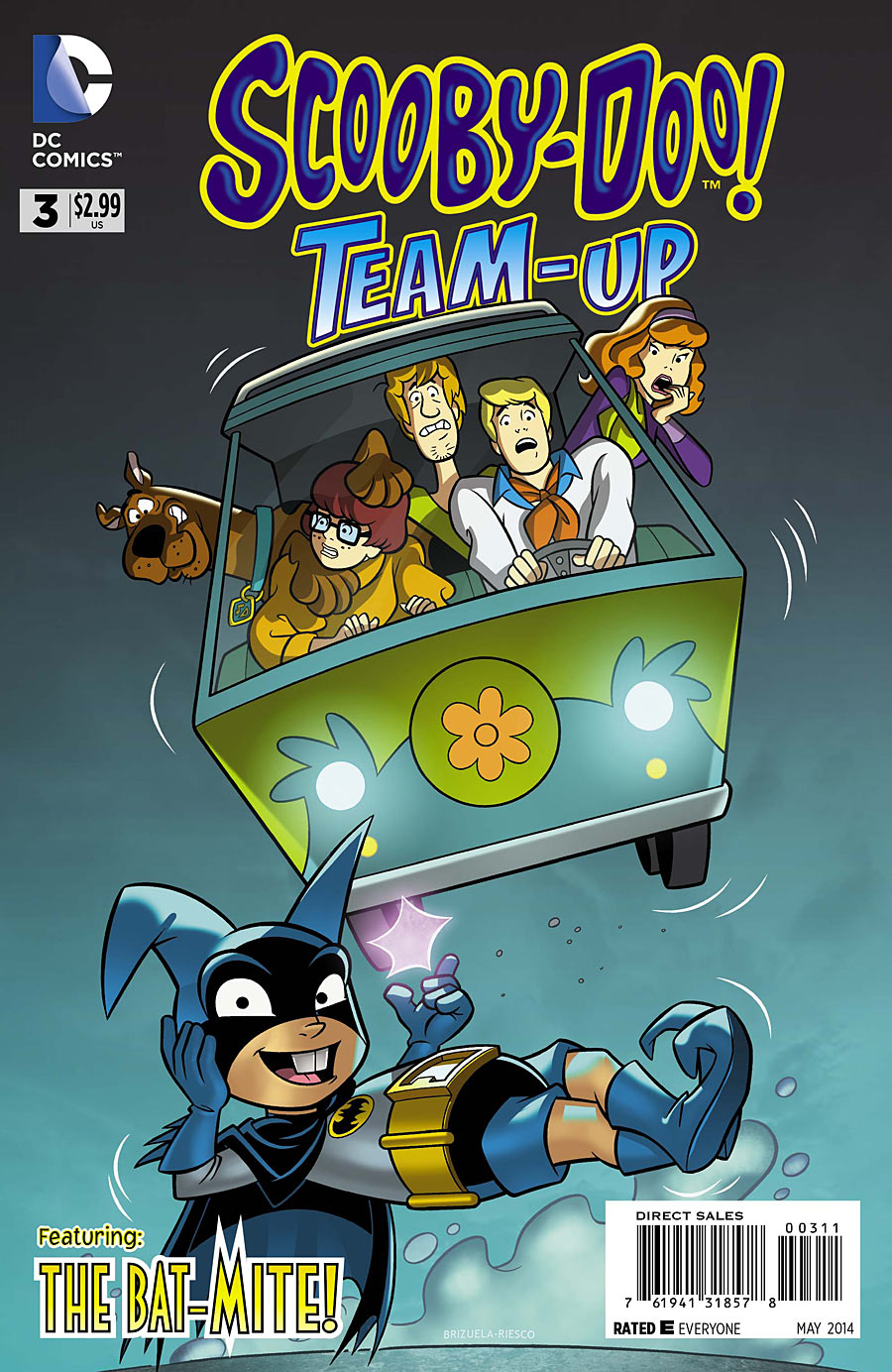 Batman the Brave /& the Bold Team Up Acid-Free Stickers Sticker Xpress