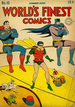 World's Finest Comics 18