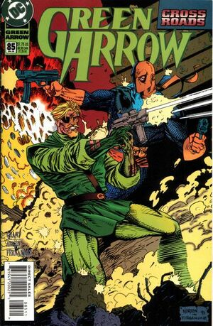 Cover for Green Arrow #85 (1994)