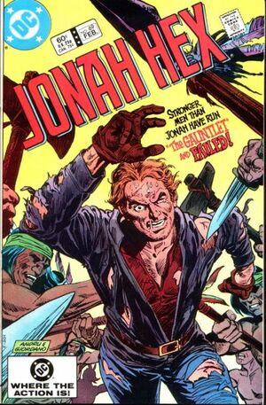 Cover for Jonah Hex #69 (1983)
