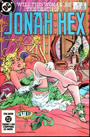 Cover for Jonah Hex #87 (1984)
