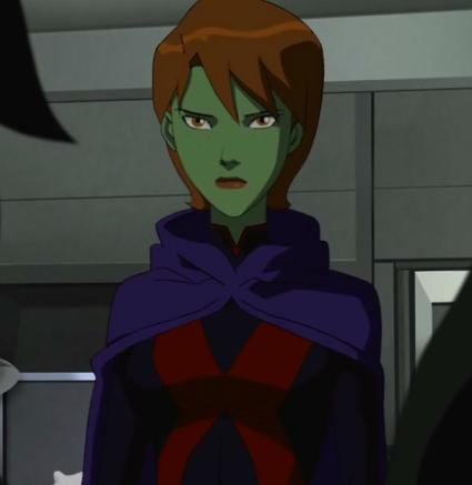 M'gann M'orzz (Earth-16) | DC Database | FANDOM powered by Wikia