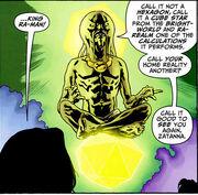 King Ra-Man (New Earth) 001