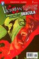 Victorian Undead Sherlock Holmes vs Dracula Vol 1 1