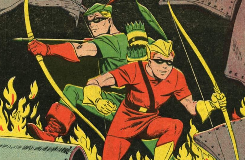 Image result for green arrow earth two