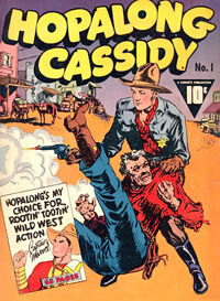 Hopalong Cassidy Vol 1 1