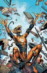 The Book of Larfleeze [par STARGRAVE, P. Plon. Okaara, 2020, 1p.] 156?cb=20140227171837