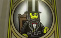 Abraham Lincoln Lego Batman 0001
